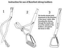 Stirrup Leathers 'Special'